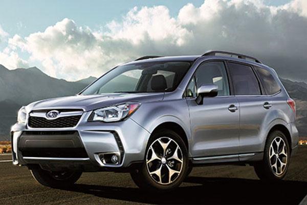 Cotxes grans Subaru