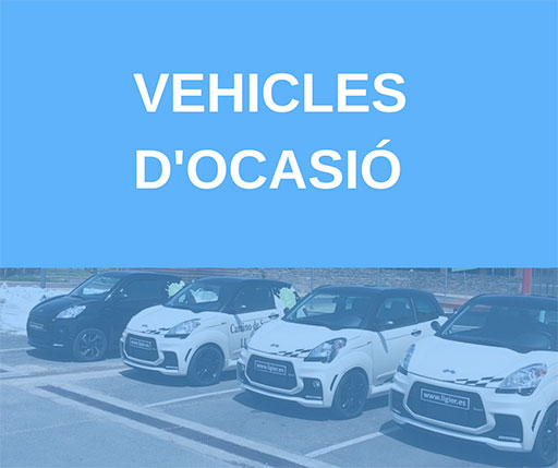 vechicles d'ocasio microcar